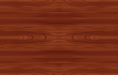 mahagoni: Nahtlose Wood Pattern Tile (Vector)