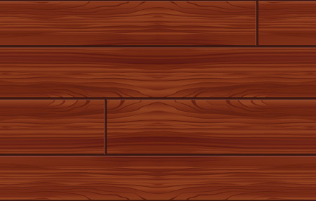 seamless wood: Seamless Wood Pattern Tile (Vector)