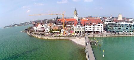 friedrichshafen: Friedrichshafen Panorama