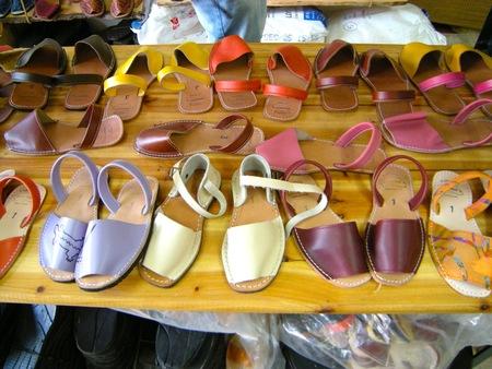 Sandals Menorca Abarcas