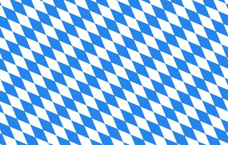 Bayern diamonds blue background Oktoberfest