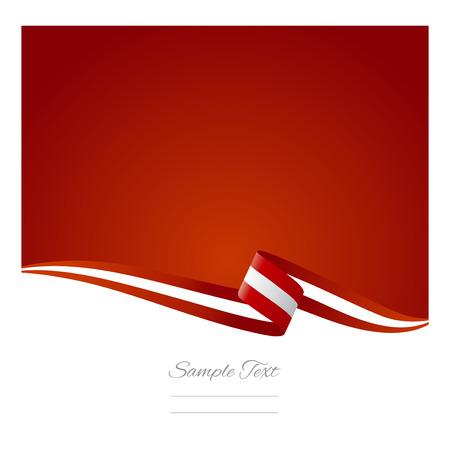 austrian: Abstract color background Austrian flag
