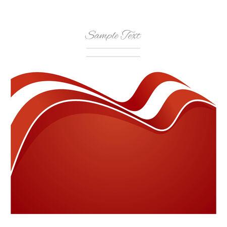 austrian flag: Austria abstract flag ribbon vector