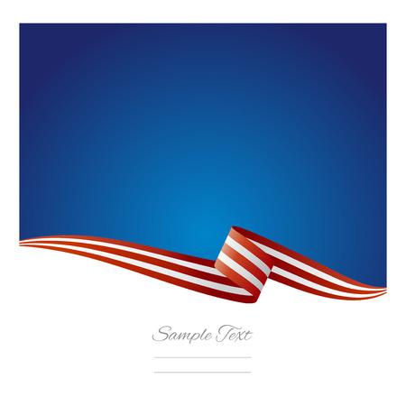 bandera estados unidos: EE.UU. cinta vector
