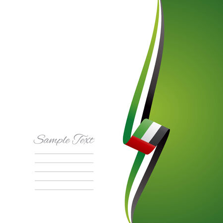 uae: UAE right side brochure cover