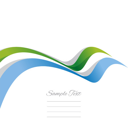 leone: Abstract cover Sierra Leone ribbon white background vector