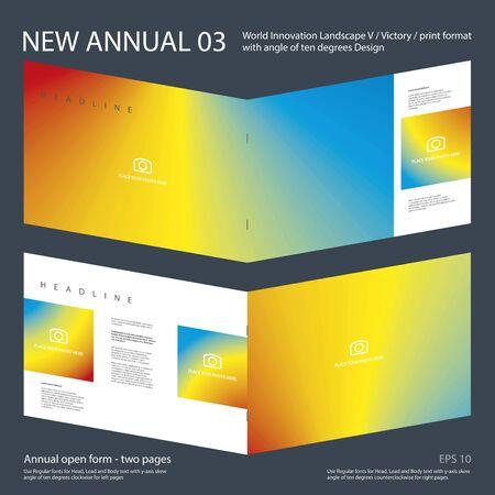 03: Brochure Annual 03 Innovation design layout