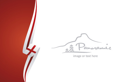England abstract brochure cover poster background vector