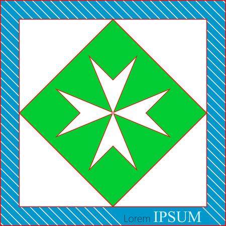 cristianismo:  Church Cross Symbol of Christianity Vectores