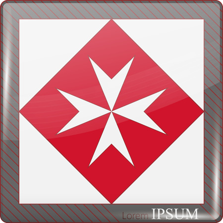 christianity:  Church Cross Symbol of Christianity Illustration
