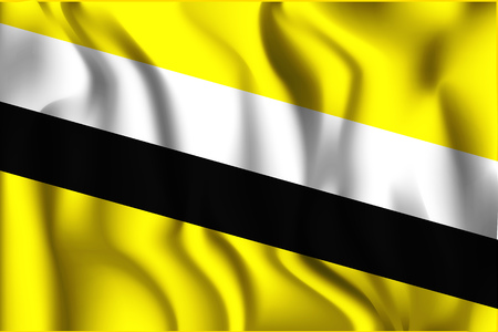 brunei: Brunei Protectorate Flag