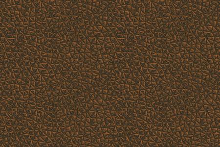 dark brown background: Seamless Realistic Leather Texture. Dark Brown Background
