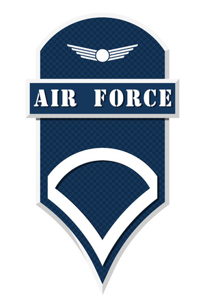 us air force: Military Ranks and Insignia. Stripes and Chevrons of Army. Private First Class