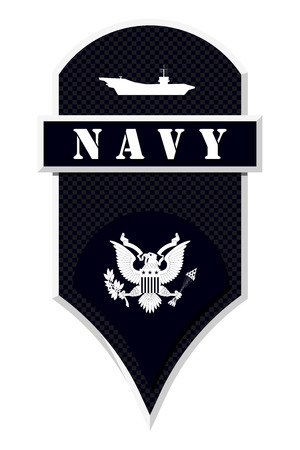 Militärische Ränge und Insignien. Streifen und Chevrons der Armee. Spezialist
