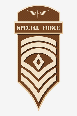 us air force: Military Ranks and Insignia, Stripes and Chevrons of Army, First Sergeant