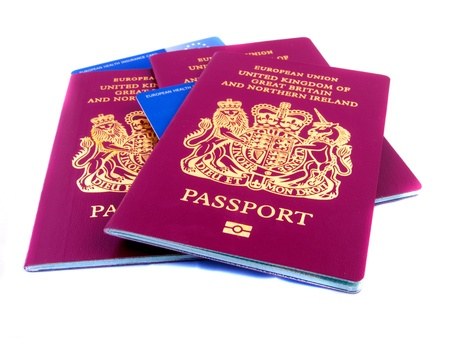 Three passports