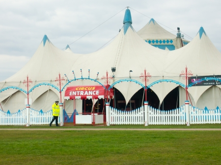 billy: The Big Top of Billy Smarts Circus