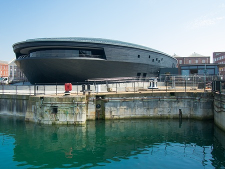 The Mary Rose Museum, Portsmouth, England, Editorial