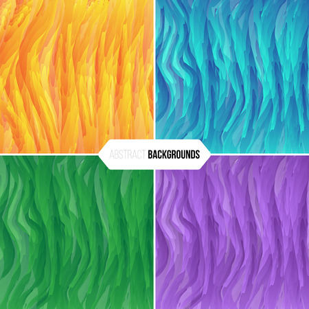 Abstract light vector background, colorful vector illustration.
