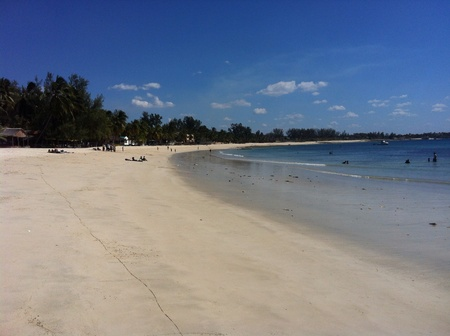 Mozambique: Perfect day in Pemba northern Mozambique