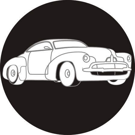 Car icon Stock Vector - 4436058