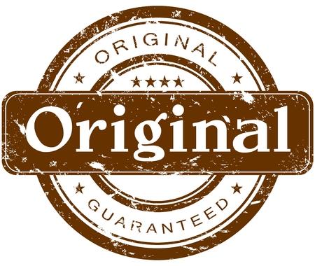 originales: Sello original
