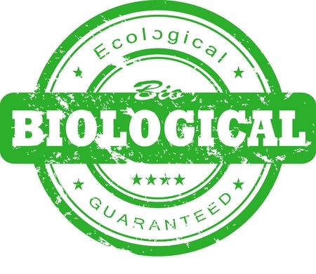 biological stamp