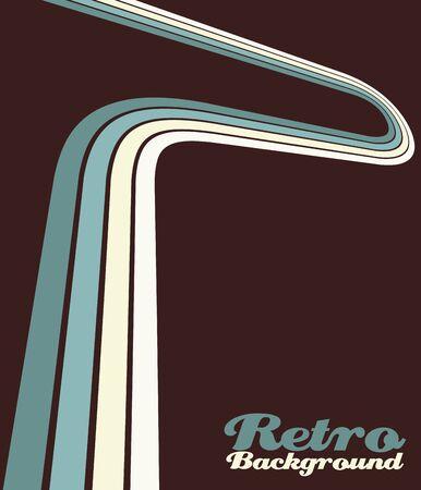 funk: Retro background