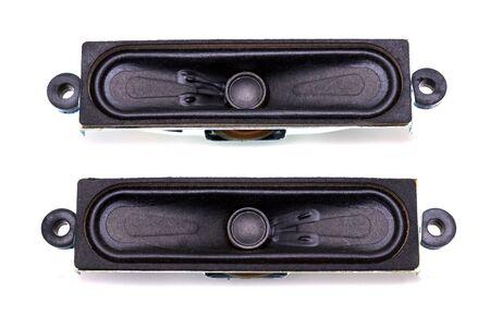Audio equipment, speaker isolated