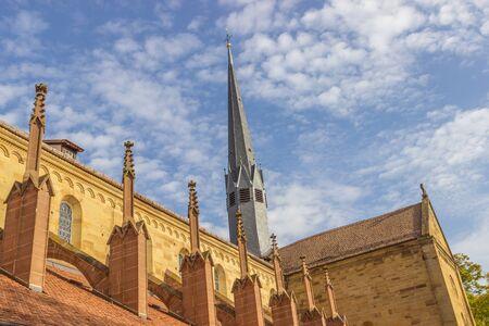 Maulbronn, Germany -oktober 19,2017 Monastery Maulbronn Stock Photo