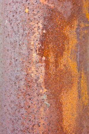 Rusted Metal Background Stock Photo - 12343396