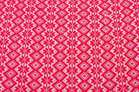 thailand fabrics: pattern of thai hand made fabric