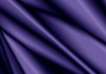 velvet texture: ondata di sfondo viola astratto di seta Archivio Fotografico