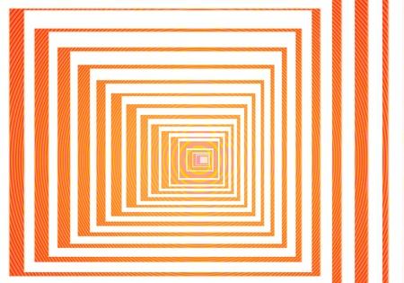 Tunnel-Licht-Linien abstrakten Hintergrund Lizenzfreie Bilder