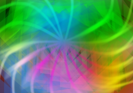 abstract lights Colorful background Stock Photo - 17123075