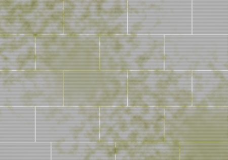 abstract background with design square