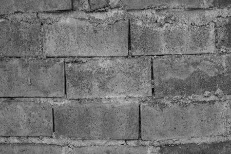 stone brick wall texture background photo