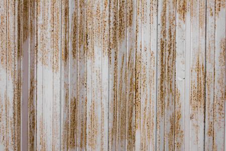 oxidate: old metal rust texture background