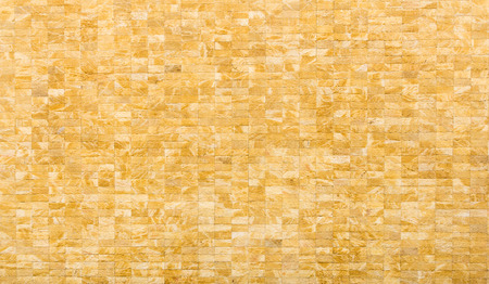 yellow brick abstract texture background Stock Photo