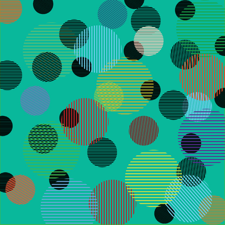 skew: lines abstract background Illustration