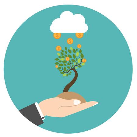 New business model. New business project start up. Çizim