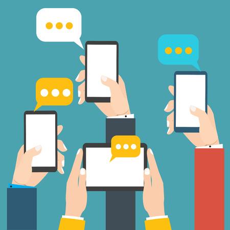 Modern mobile messenger