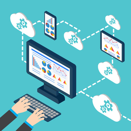 解析とプログラミングのベクトル。Web アプリケーションの最適化。