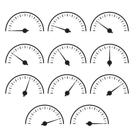 Temperature gauge set used in cooking grill with the equipment