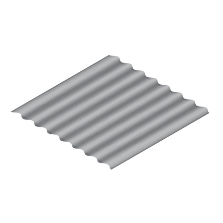 tins: Asbestos roof vector