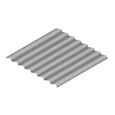 lamina: Asbestos roof vector