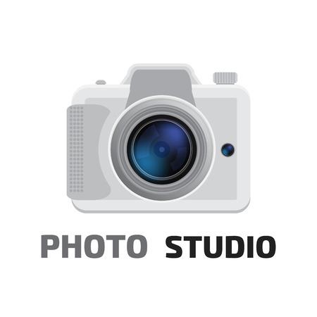foto: Foto studio logo. Foto studio emblem. Photo studio logo   Fotostudio emblem, logo. Illustration