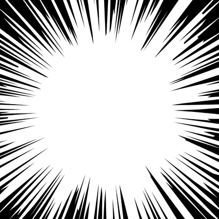 ラジアル速度線