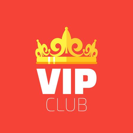 beauty pageant: diadem vector, flat style with long shadow. diadem logo. Vip club logo.