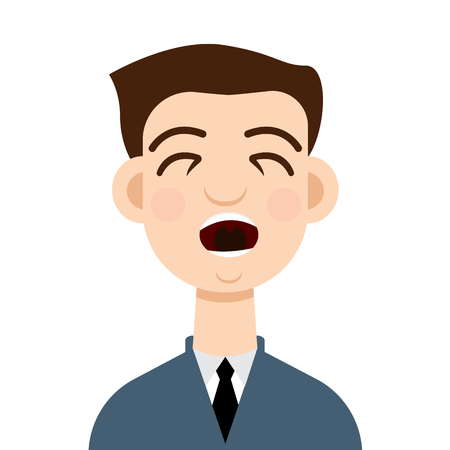 coughing: Cough icon. Cough man.